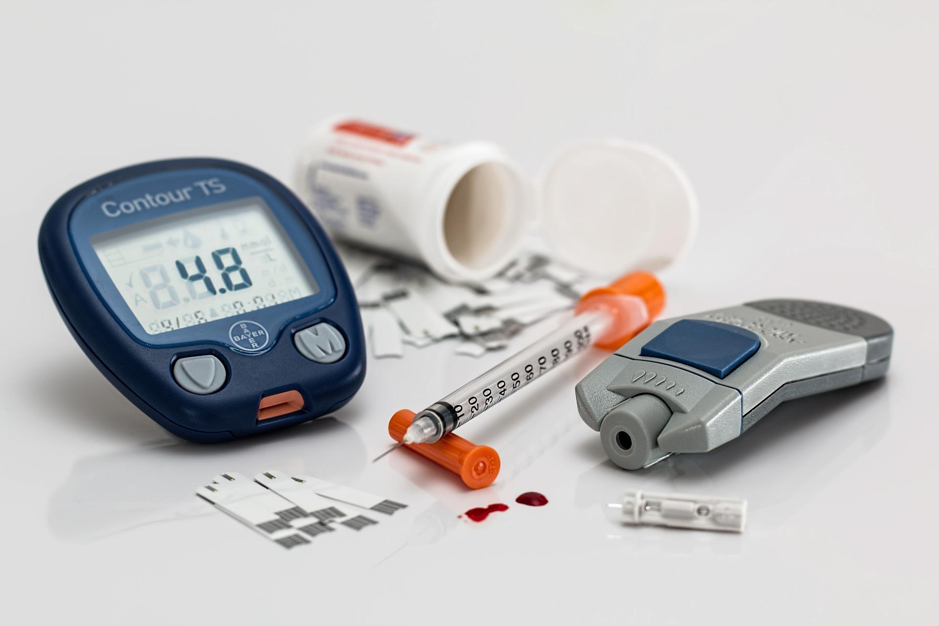 Diabetes e colesterol? Consulte um endocrinologista