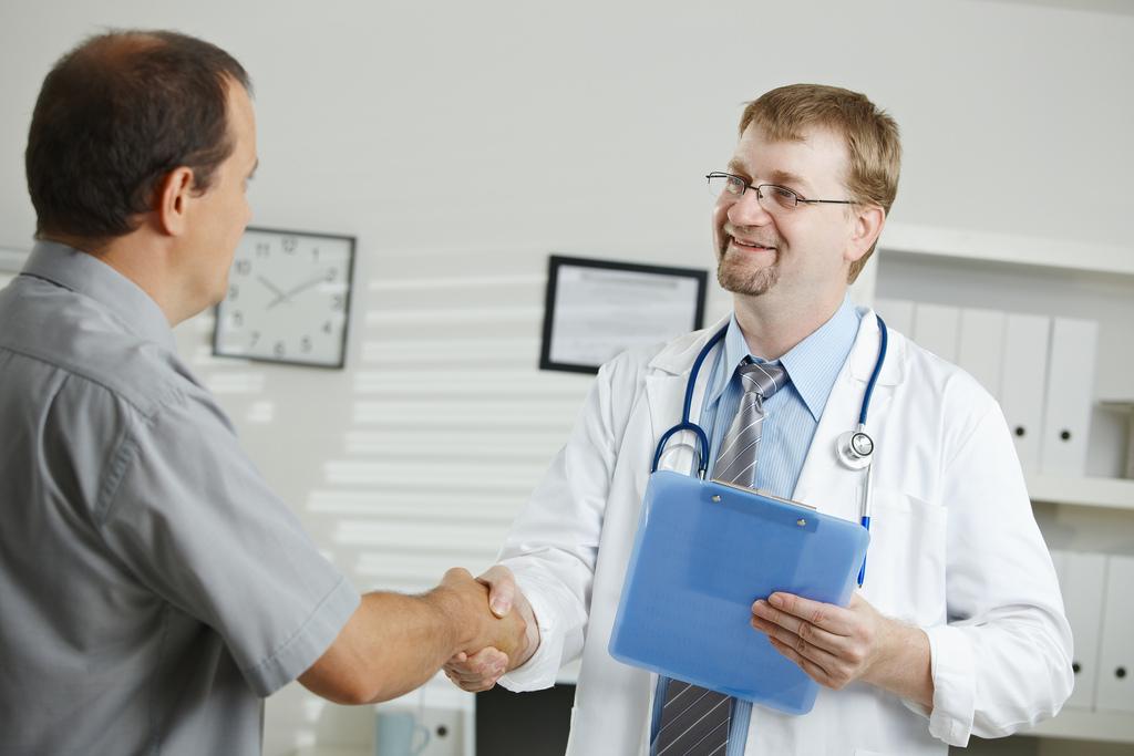 Mitos sobre proctologista